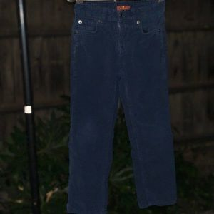 7 for all mankind corduroy little boys pants